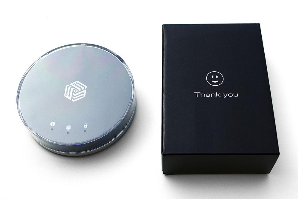 The VanishedVPN Invizbox 2